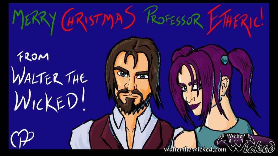 Webcomics Underdogs Secret Santa