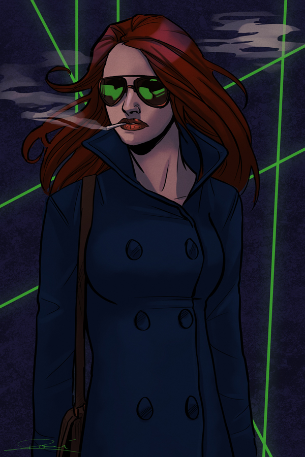 Felicia Kingsley by toherrys (aka rosythorns)
